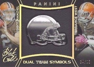 2014 Panini Black Gold Football Cards 39