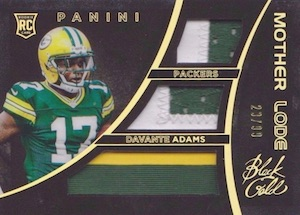 2014 Panini Black Gold Football Cards 31