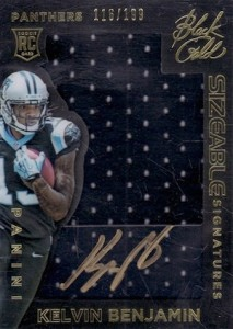 2014 Panini Black Gold Football Cards 36