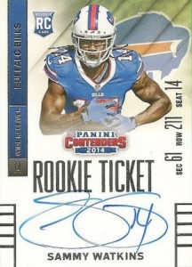 Sammy Watkins Rookie Card Guide and Checklist 31