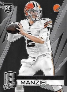 Johnny Manziel Cards, Rookie Cards, Key Early Cards and Autographed Memorabilia Guide 52
