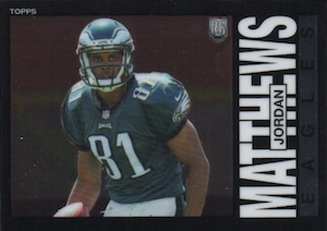 2014 Topps Chrome Mini Football Cards 28