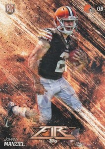 Johnny Manziel Cards, Rookie Cards, Key Early Cards and Autographed Memorabilia Guide 12