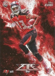 Mike Evans Visual Rookie Card Guide and Checklist 27
