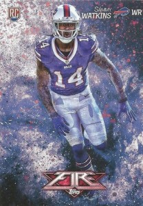 Sammy Watkins Rookie Card Guide and Checklist 11