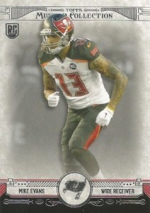 2014 Topps Museum Collection Mike Evans RC #25