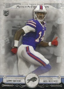 Sammy Watkins Rookie Card Guide and Checklist 14