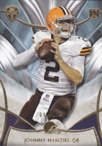 Johnny Manziel Cards, Rookie Cards, Key Early Cards and Autographed Memorabilia Guide 21