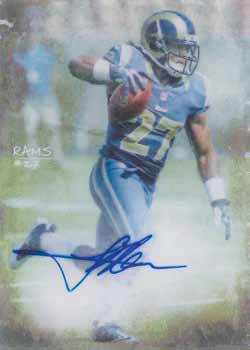 2014 Topps Translucent Football Autograph
