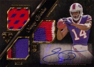 Sammy Watkins Rookie Card Guide and Checklist 22