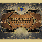 2014 Upper Deck Exquisite Collection Football Cards
