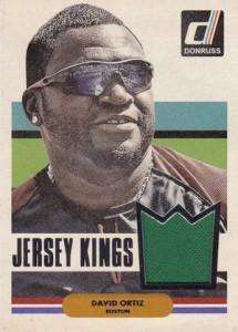 2015 Donruss Baseball Jersey Kings