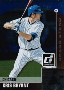 2015 Donruss Baseball Preferred Kris Bryant