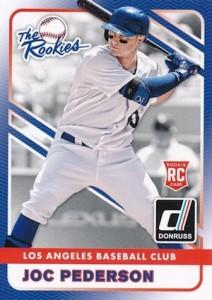 2015 Donruss Baseball The Rookies