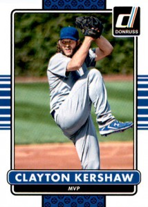 2015 Donruss Baseball Variations Guide 12