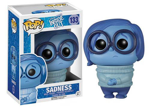 2015 Funko Pop Disney Inside Out Vinyl Figures 24