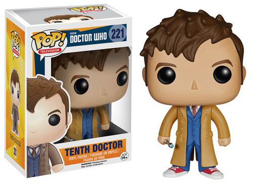 Ultimate Funko Pop Doctor Who Vinyl Figures Gallery and Guide 7