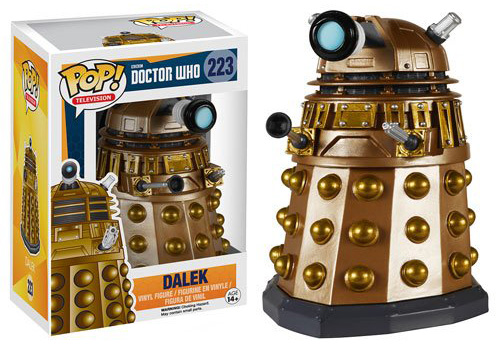 Ultimate Funko Pop Doctor Who Vinyl Figures Gallery and Guide 11