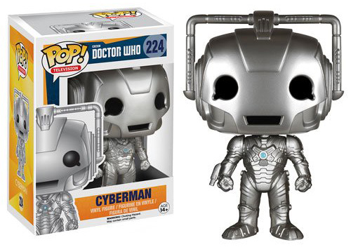 Ultimate Funko Pop Doctor Who Vinyl Figures Gallery and Guide 13