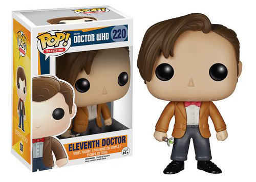 Ultimate Funko Pop Doctor Who Vinyl Figures Gallery and Guide 5