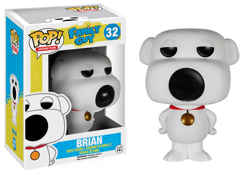 2015 Funko Pop Family Guy Vinyl Figures 23