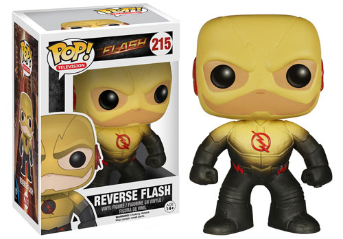 Ultimate Funko Pop Flash Figures Checklist and Gallery 25