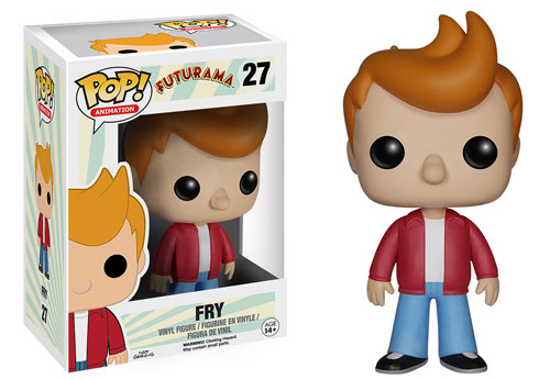 Funko Pop Futurama Vinyl Figures Guide 3