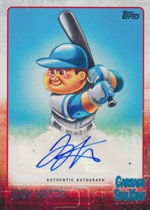 Mike Piazza, Joey Votto Among 2015 Topps Garbage Pail Kids Baseball Autographs 4