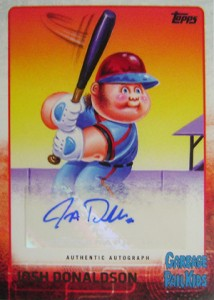 Mike Piazza, Joey Votto Among 2015 Topps Garbage Pail Kids Baseball Autographs 1