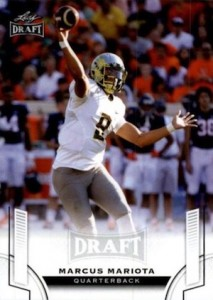 Marcus Mariota Rookie Cards Guide and Checklist 40