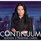 2015 Rittenhouse Continuum Season 3 Trading Cards