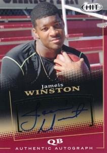 2015 Sage Hit Base Autographs Jameis Winston #A5