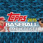 2015 Topps Baseball Complete Factory Set