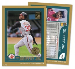 2015 Topps Cardboard Icons Baseball Cards 4