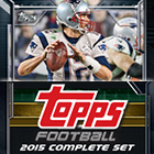 2015 Topps Football Complete Set