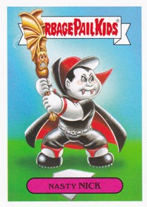 2015 Topps Garbage Pail Kids All-Star