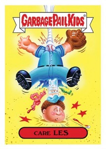 2015 Topps Garbage Pail Kids Base