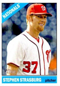 2015 Topps Heritage Baseball Variations Guide 86