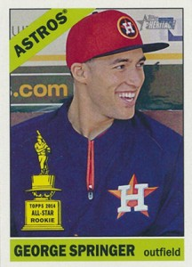 2015 Topps Heritage Baseball Variations Guide 176