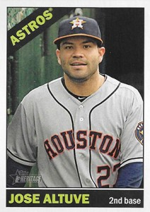 2015 Topps Heritage Baseball Variations Guide 142