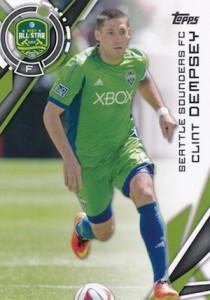 2015 Topps MLS Base Clint Dempsey 194