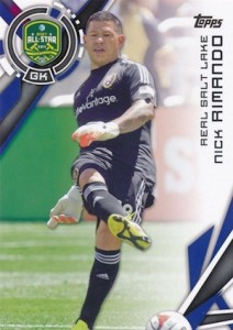 2015 Topps MLS Base Nick Rimando 181