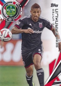 2015 Topps MLS Variation Short Prints Guide 7