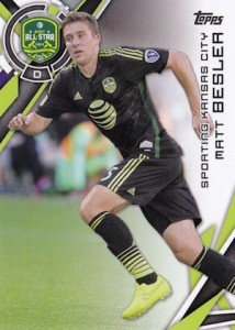 2015 Topps MLS Variation Short Prints Guide 14