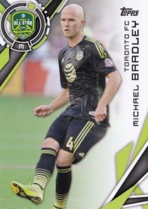 2015 Topps MLS Variation Short Prints Guide 10