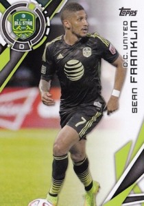 2015 Topps MLS Variation Short Prints Guide 8