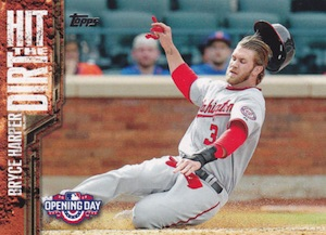 2015 Topps Opening Day Baseball Cards 25