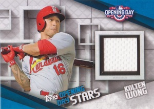 2015 Topps Opening Day Baseball Cards 32