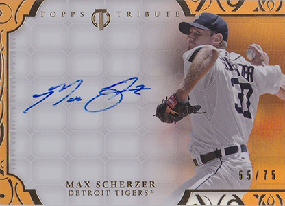 Topps Recalls 2015 Tribute Baseball Due to Damaged Autographs 1