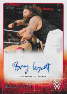 2015 Topps WWE Autographs Gallery - Is This the Deepest Lineup in Years? 10